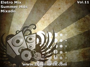 Cd Eletro Mix Vol.11 Summer Hits Mixado
