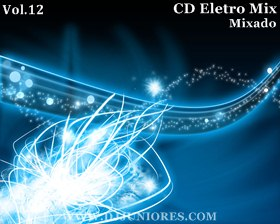 CD Eletro Mix 12 Mixado
