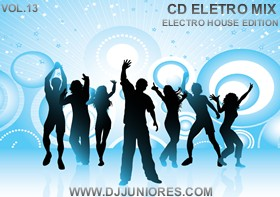 CD Eletro Mix 13 Mixado