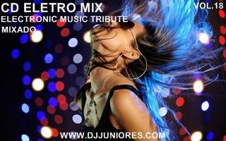 CD Eletro Mix 18