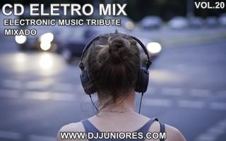 Baixar CD Eletro Mix 20