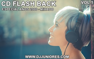CD Flash Back - Especial Anos 2000 - Vol.01 - Mixado